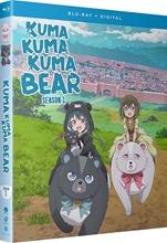 Picture of Kuma Kuma Kuma Bear - Season 1 [Blu-ray]