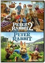 Picture of Peter Rabbit / Peter Rabbit 2 (Bilingual) [DVD]