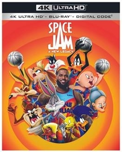Picture of Space Jam: A New Legacy [UHD+ Blu-ray+Digital]