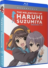 Picture of The Melancholy of Haruhi Suzumiya - Seasons One & Two [Blu-ray]