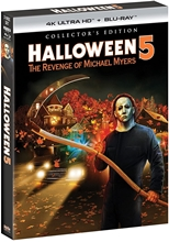 Picture of Halloween 5 (Collector's Edition) [UHD+BLu-ray]