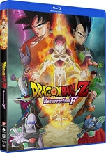 Picture of Dragon Ball Z - Resurrection 'F' [Blu-ray+DVD]