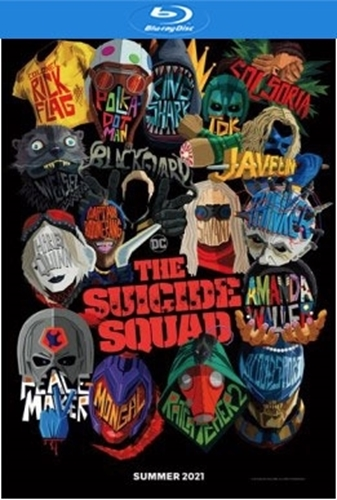 Picture of The Suicide Squad [Blu-ray+DVD+Digital]
