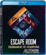 Picture of Escape Room: Tournament of Champions (Bilingual) [Blu-ray+Digital]