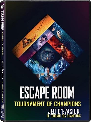 Picture of Escape Room: Tournament of Champions (Bilingual) [DVD]