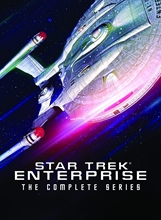 Picture of Star Trek:  Enterprise:  The Complete Series [DVD]