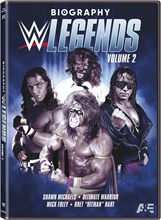 Picture of Biography: WWE Legends Volume 2 [DVD]