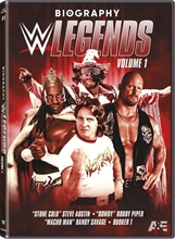Picture of Biography: WWE Legends Volume 1 [DVD]