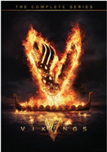 Picture of Vikings: The Complete Series [Blu-ray]