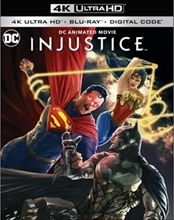 Picture of Injustice [UHD+Blu-ray]