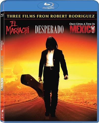 Picture of Desperado / El Mariachi (1993) / Once Upon A Time In Mexico [Blu-ray]