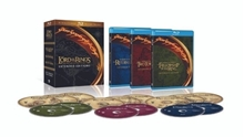 Picture of The Lord of the Rings: The Motion Picture Trilogy (Remastered) [Blu-ray]