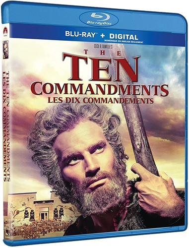Picture of Ten Commandments (1956) [Blu-ray+Digital]