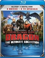 Picture of How To Train Your Dragon: The Ultimate Collection [Blu-ray]