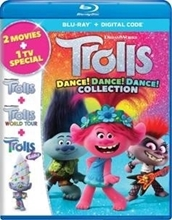 Picture of Trolls Dance! Dance! Dance! Collection [Blu-ray]