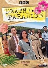 Picture of Death in Paradise: Season Ten [DVD]