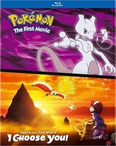 Picture of Pokemon Double Feature - The First Movie and I Choose You! [Blu-ray]