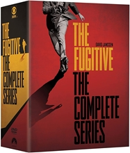 Picture of The Fugitive: The Complete Series [DVD]