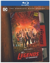 Picture of DC's Legends of Tomorrow: The Complete Sixth Season [Blu-ray]