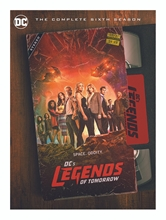 Picture of DC's Legends of Tomorrow: The Complete Sixth Season [DVD]