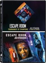 Picture of Escape Room (2019) / Escape Room: Tournament of Champions (Bilingual) [DVD]