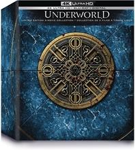 Picture of Underworld - Multi-Feature - (10 Discs) (Bilingual) [UHD+Digital]