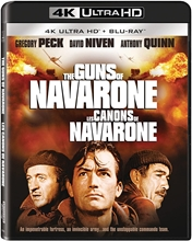 Picture of The Guns Of Navarone (Bilingual)  [UHD+Blu-ray+Digital]