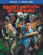 Picture of Night of The Animated Dead [Blu-ray]