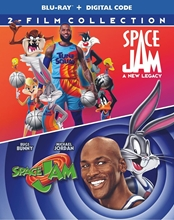 Picture of Space Jam/Space Jam: A New Legacy DBFE [Blu-ray]
