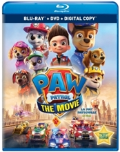 Picture of PAW Patrol: The Movie [Blu-ray+DVD+Digital]