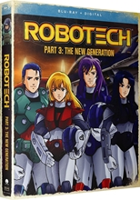 Picture of RoboTech - Part 3 (The New Generation) [Blu-ray]