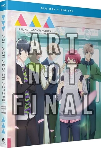 Picture of A3! - Season Spring & Summer [Blu-ray]
