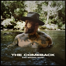 Picture of THE COMEBACK by ZAC BROWN BAND [1 CD]