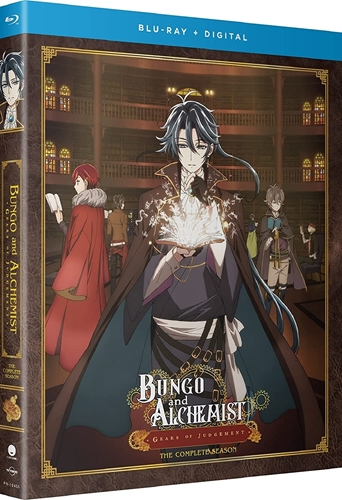 Picture of Bungo and Alchemist -Gears of Judgement- The Complete Season [Blu-ray]
