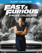 Picture of Fast & Furious 9-Movie Collection [Blu-ray]