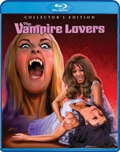 Picture of The Vampire Lovers (Collector's Edition) [Blu-ray]