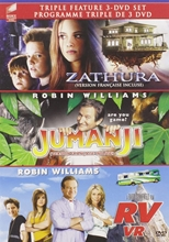 Picture of Zathura/RV/Jumanji (Multi Feature 3 discs) Bilingual
