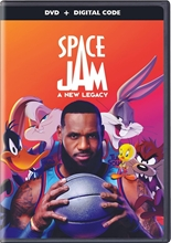 Picture of Space Jam: A New Legacy [DVD+Digital]