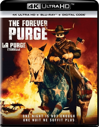 Picture of The Forever Purge [UHD+Blu-ray+Digital]