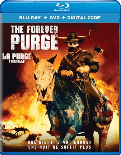 Picture of The Forever Purge [Blu-ray+DVD+Digital]