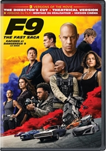 Picture of F9: The Fast Saga [DVD]