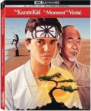 Picture of Karate Kid, The / Karate Kid: Part II, The / Karate Kid III (Bilingual) [UHD+Blu-ray+Digital]