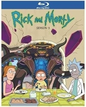 Picture of Rick and Morty: The Complete Fifth Season [Blu-ray]