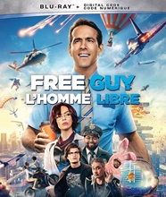 Picture of Free Guy [Blu-ray+Digital]