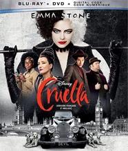 Picture of Cruella (2021) [Blu-ray+DVD+Digital]