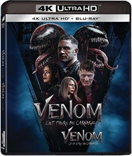 Picture of Venom: Let There Be Carnage [UHD+Blu-ray+Digital]