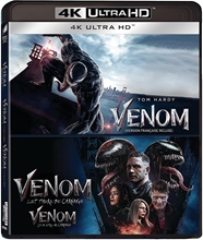 Picture of Venom / Venom: Let There Be Carnage (Bilingual) [UHD]
