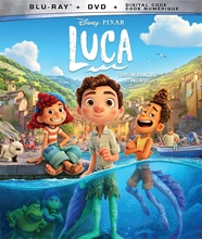 Picture of Luca [Blu-ray+DVD+Digital]