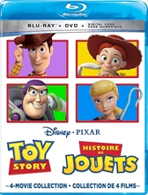 Picture of Toy Story 4-Movie Collection [Blu-ray+DVD+Digital]