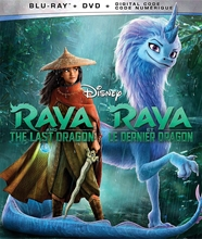 Picture of Raya And The Last Dragon [Blu-ray+Digital]